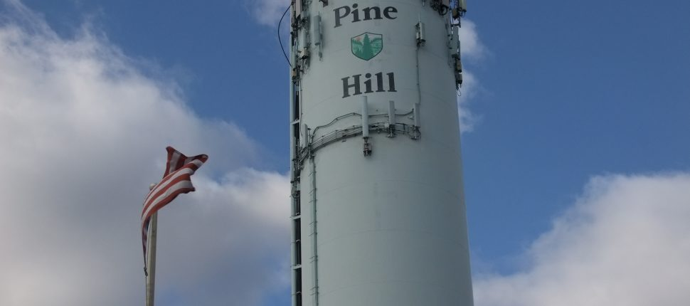 Fire Department : Borough of Pine Hill