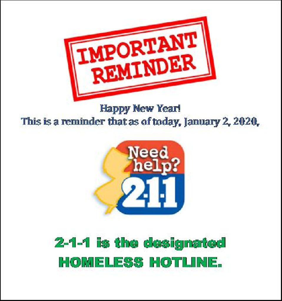 thumbnail of Help for the homeless 211